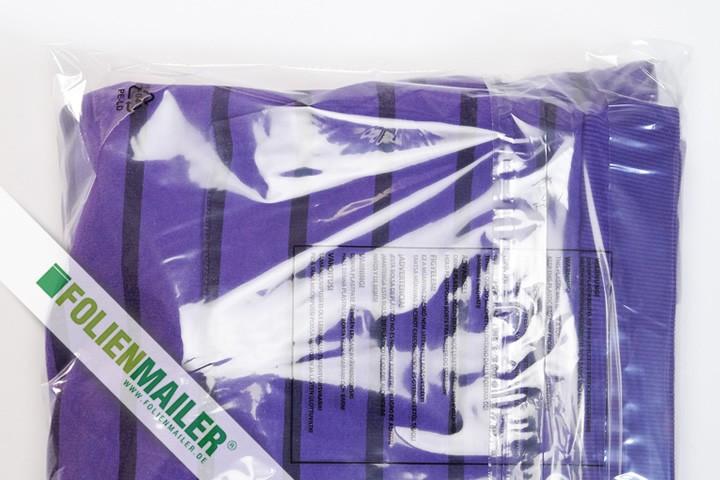 polybags fb3 folienbeutel selbstklebend folienmailer versandtaschen aus kunststoff. Black Bedroom Furniture Sets. Home Design Ideas